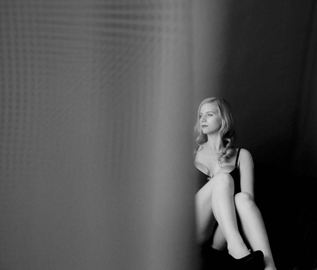 Nő portré